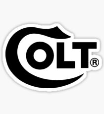 Colt Logo Sticker
