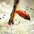 Vuelo - Flight by DMCart Daniela M. Casalla