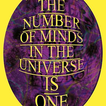 ONE is the number by TeaseTees