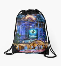 www.davidbrewsterphotography.com – Princess Theatre Drawstring Bag