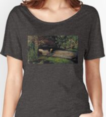 ophelia burn jones Women's Relaxed Fit T-Shirt