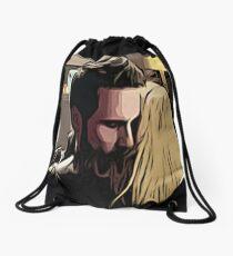 Captain Swan Comic 46 Drawstring Bag