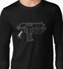 Space Marine Bolter Long Sleeve T-Shirt