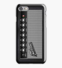 Guitar Amplifier iPhone Case (Fender style) iPhone Case/Skin