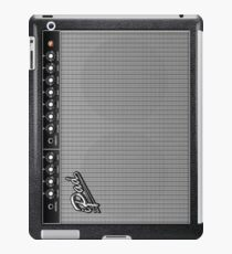 Guitar Amplifier iPhone Case (Fender style) iPad Case/Skin
