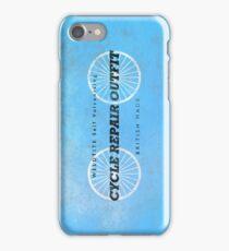 Vintage British Puncture Repair Kit iPhone Case iPhone Case/Skin
