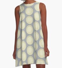 ROUND THINGS A-Line Dress