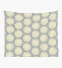 ROUND THINGS Wall Tapestry