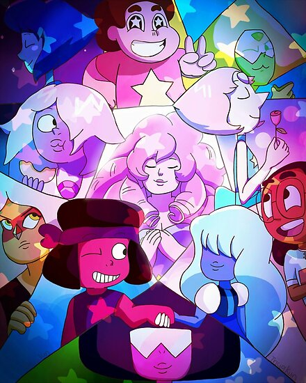 Stars - Steven Universe by Triciakun