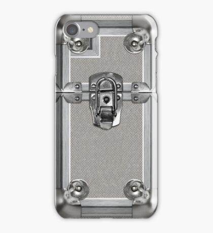 Flightcase (Silver) iPad Case iPhone Case/Skin