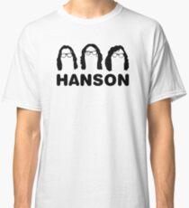 Hanson - The Slap Shot ones. Classic T-Shirt