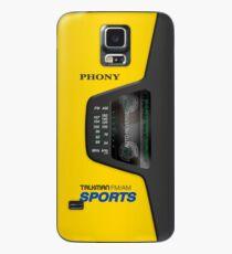 Phony Talkman iPhone Case (Sony Walkman Sports style) Case/Skin for Samsung Galaxy