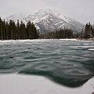 Banff Winter Time by madnote