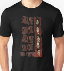 Shame! Bad Vampire! Unisex T-Shirt