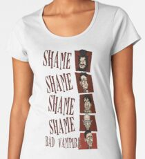 Shame! Bad Vampire! Women's Premium T-Shirt