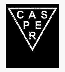 Stylish Casper Photographic Print
