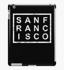 Stylish San Francisco iPad Case/Skin