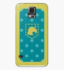 Funda/vinilo para Samsung Galaxy Animal Crossing Pocket Edition Phone Design para Samsung