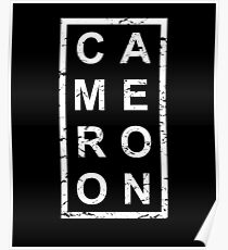 Stylish Cameroon Poster