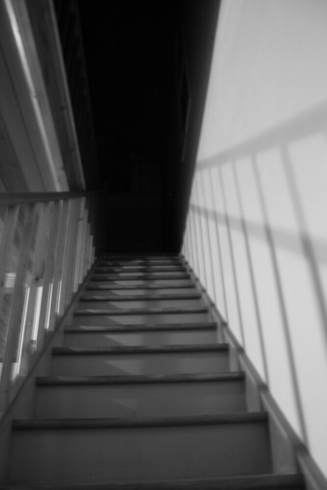 Stairs by Maggie McNay