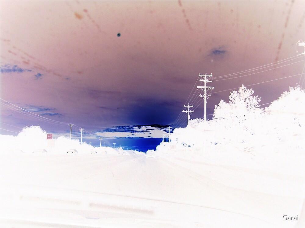 Blue Passage  by Sarai