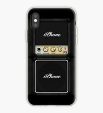 Guitar Amplifier iPhone Case (Marshall style) iPhone Case