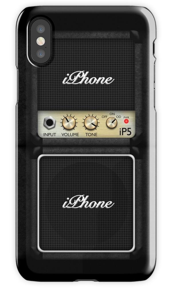 Marshall Amp Iphone  Case