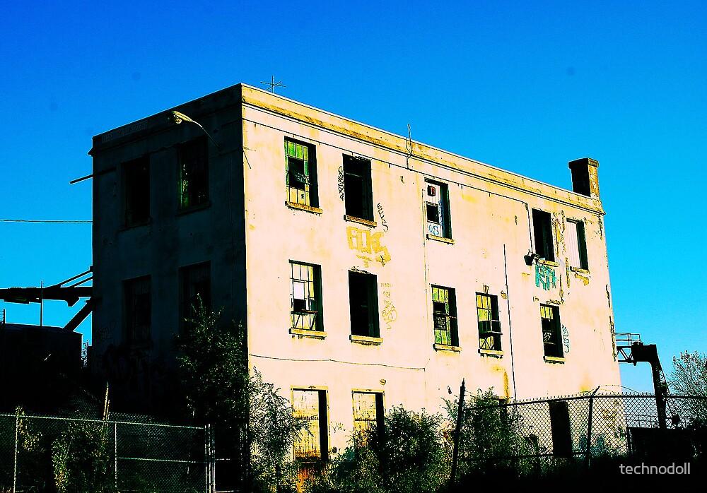 Charlie, No Longer A Factory by technodoll