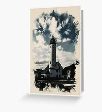 Heaven on Earth Lighthouse Series - 4 Greeting Card