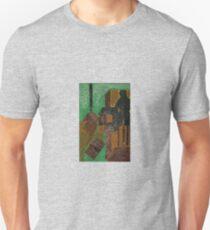 dark doorway Unisex T-Shirt