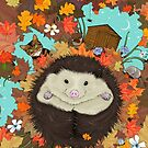 Hedgehog Luv by Compassion Collective