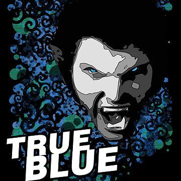 True Blue by van-helsa124