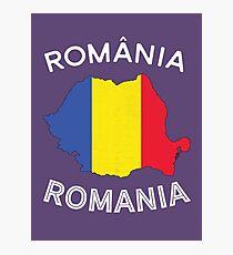 Romania Photographic Print