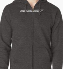 Stark Industries LK183 Trending Zipped Hoodie