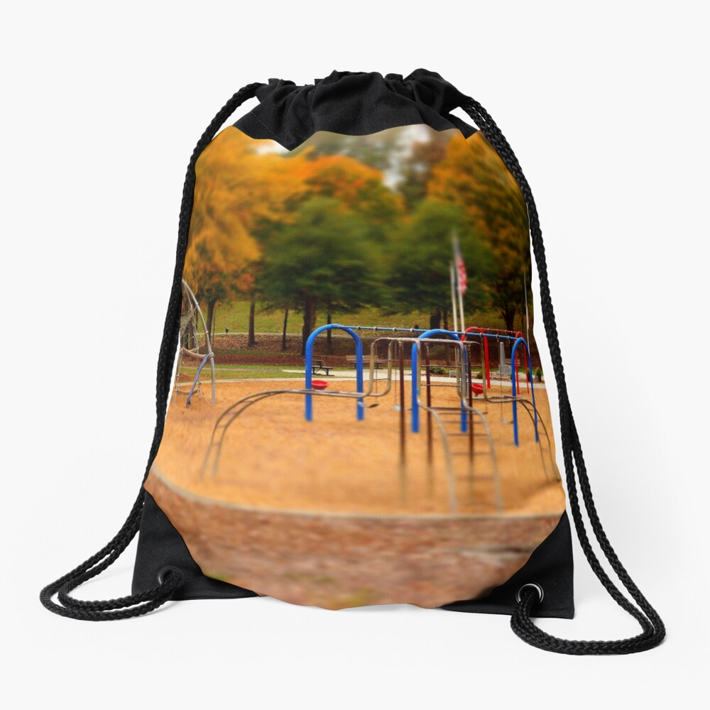 Lineberger Park Drawstring Bag
