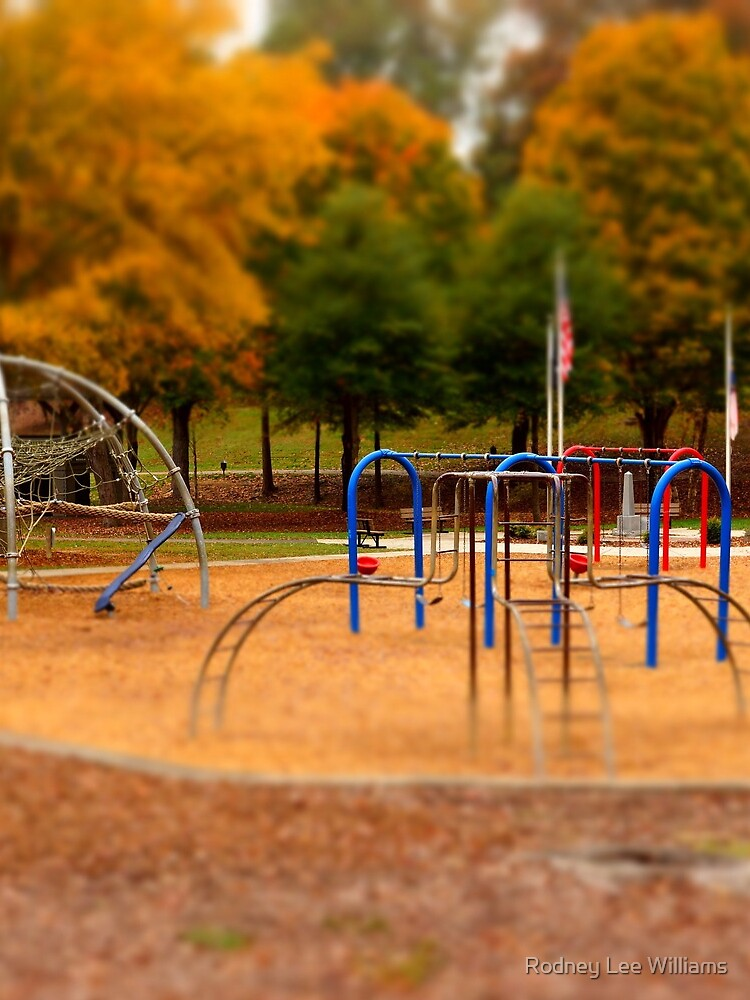 Lineberger Park by Rodwilliams