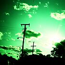Power Lines by plaidleaf