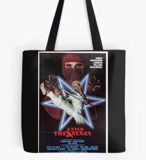 Enter the Ninja Tote Bag