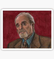 Checkpoint - Quentin Travers - BtVS Sticker