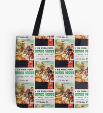 Deadly Duo Tote Bag