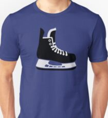 Hockey skate T-Shirt