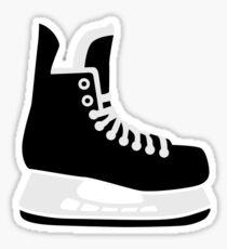 Hockey skate Sticker
