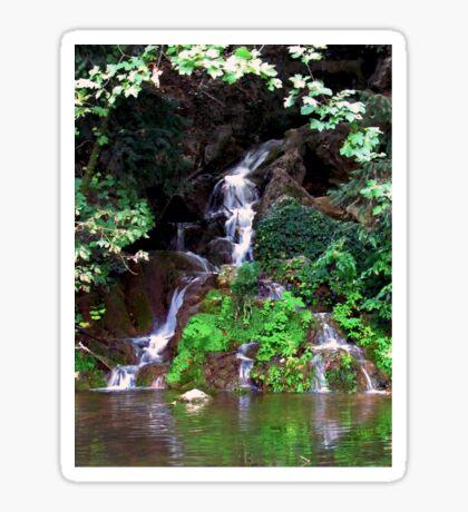 Little Waterfall Sticker
