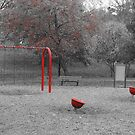 Lineberger Park 4 by Rodney Lee Williams