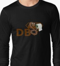 Dull Brown Snakes Long Sleeve T-Shirt