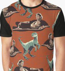 Jurassic Geniuses  Graphic T-Shirt