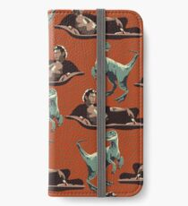 Jurassic Geniuses  iPhone Wallet/Case/Skin
