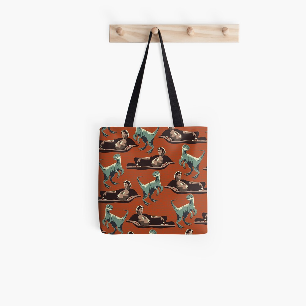 Jura-Genies Tote Bag