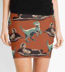 Jurassic Geniuses  Mini Skirt