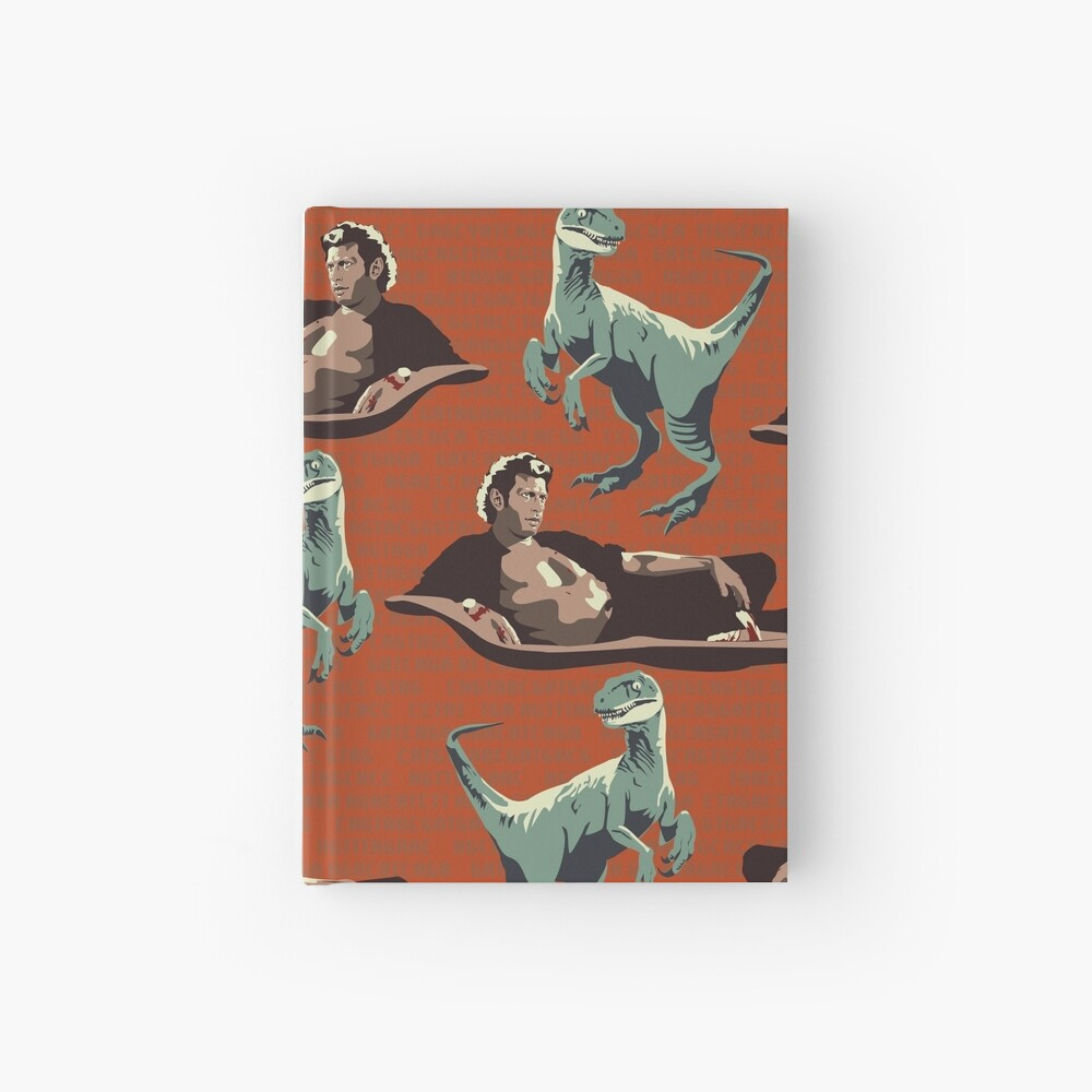 Jurassic Geniuses  Hardcover Journal